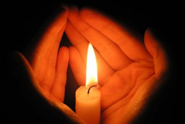 память свеча картинка в умершего